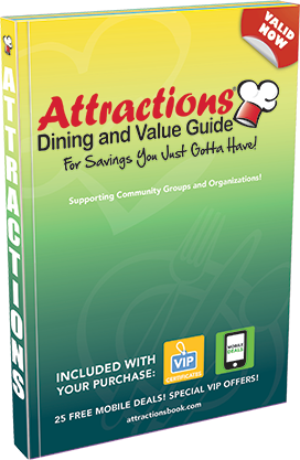 Dining and Value Guide book