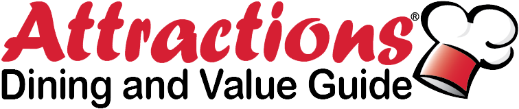 Attractions Dining and Value Guide Logo